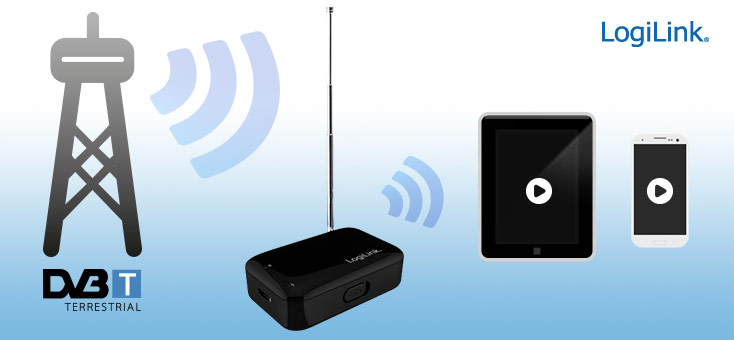 iDTV Mobile WiFi Receiver