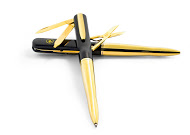 Swiss Pen Signature Gold